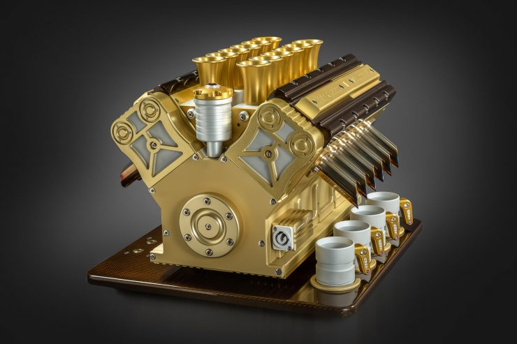Espresso Veloce Royale - An Espresso Maker 4