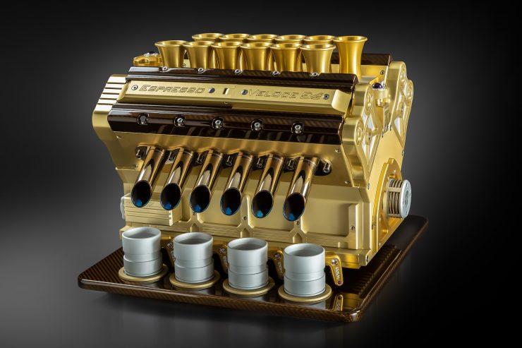 Espresso Veloce Royale - An Espresso Maker 5