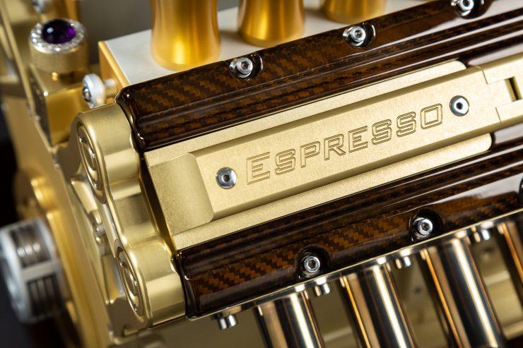 Espresso Veloce Royale - An Espresso Maker 9