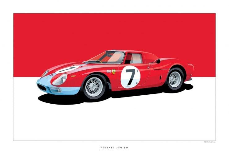 Ferrari-250-LM