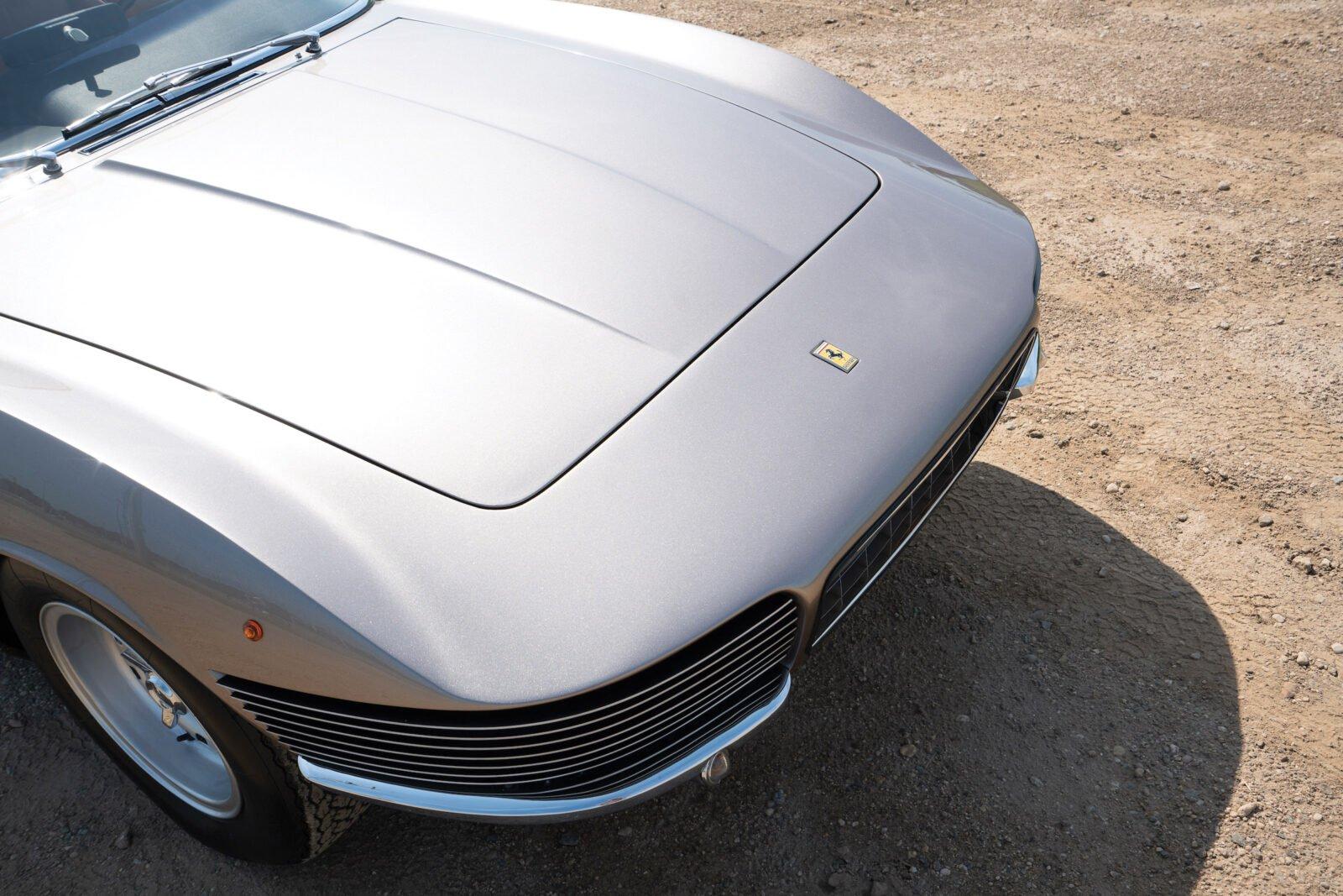 Ferrari 330 GT 2+2 Shooting Brake Hood