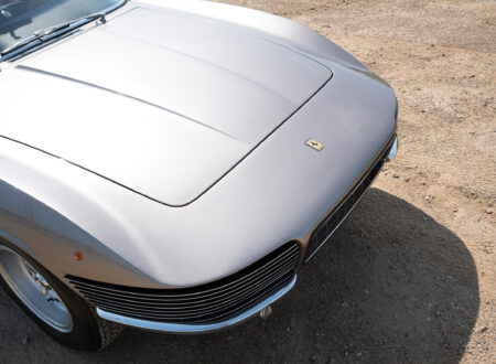 Ferrari 330 GT 2+2 Shooting Brake Hood