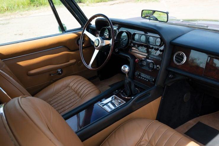 Ferrari 330 GT 2+2 Shooting Brake Interior