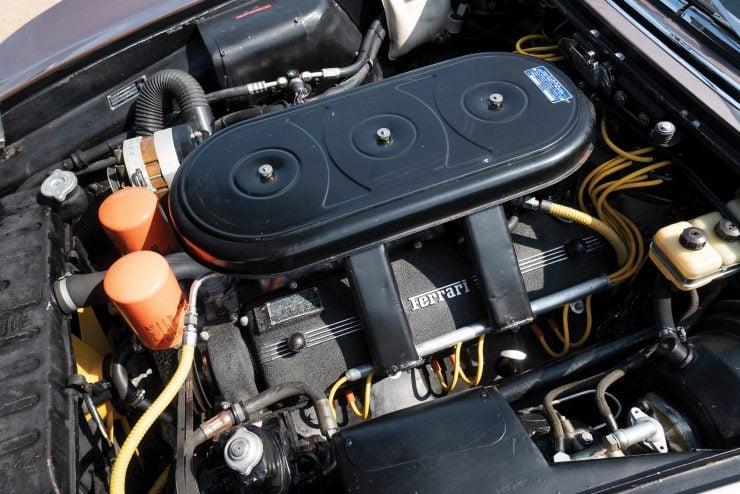 Ferrari 330 GT 2+2 Shooting Brake V12 Engine