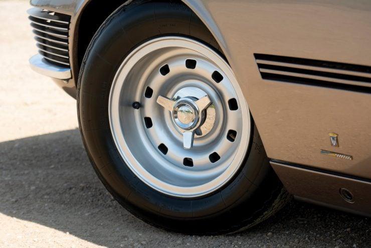 Ferrari 330 GT 2+2 Shooting Brake Wheel