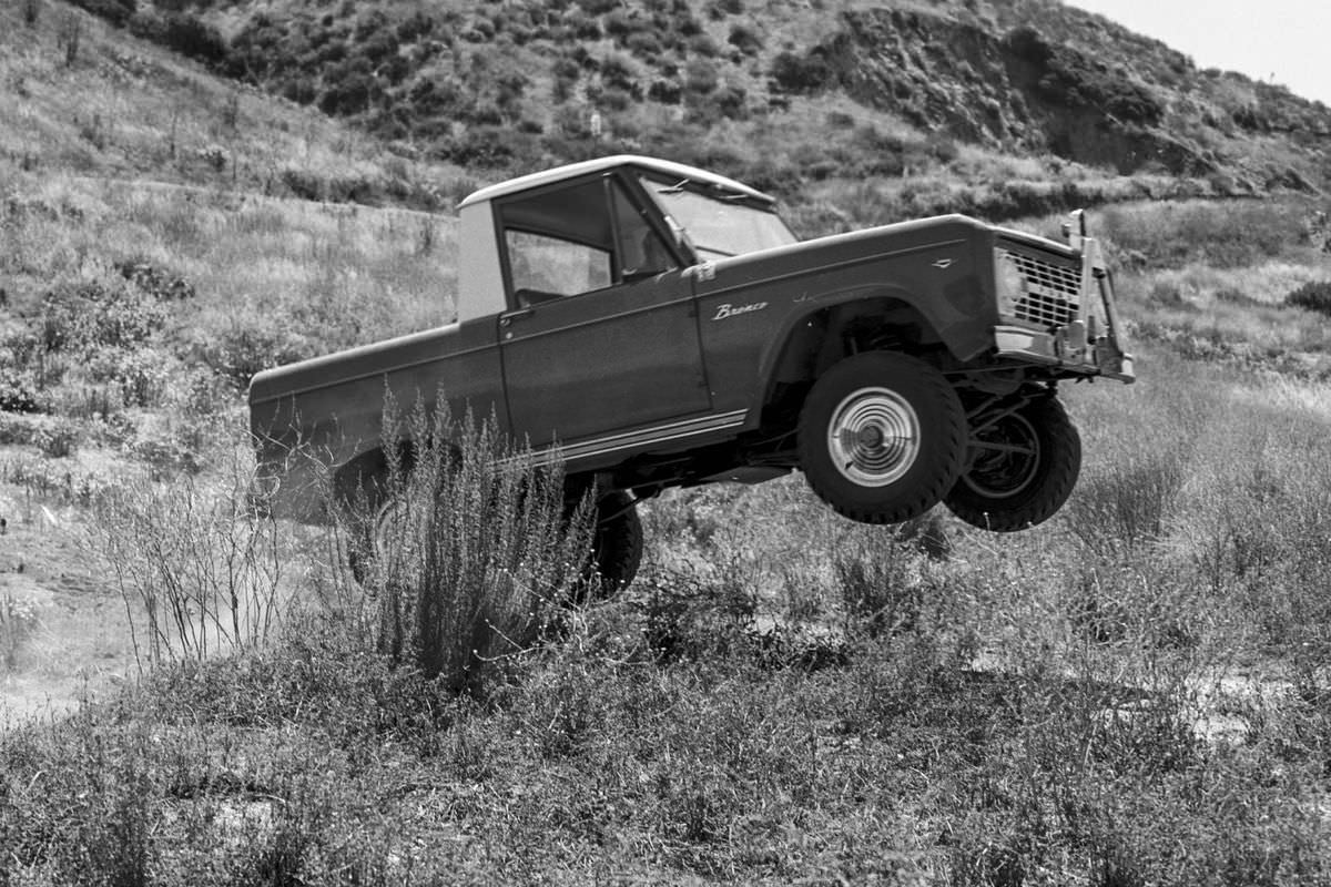 First Generation Ford Bronco The Essential Buying Guide