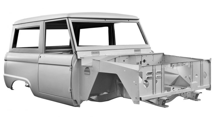 Ford Bronco Body Shell