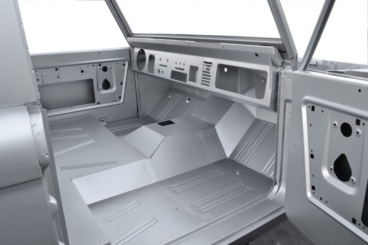 Ford Bronco Body Shell Interior