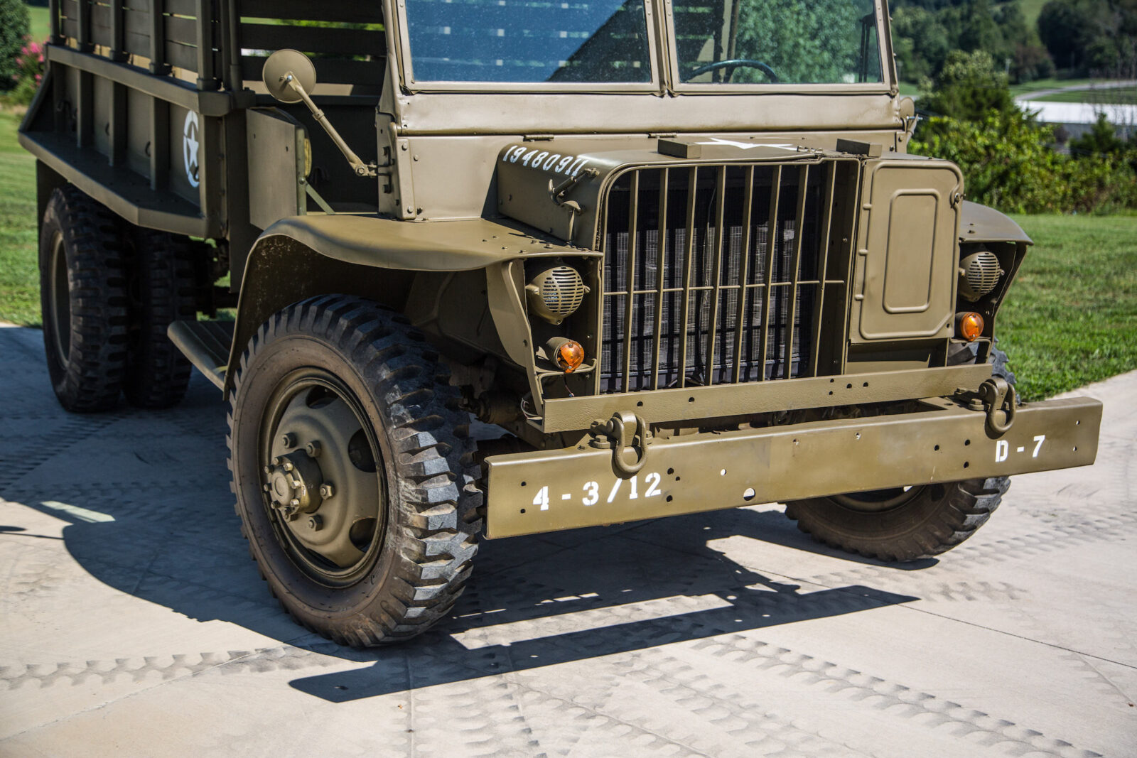 The Rare Ford Burma Jeep A Ww2 Era 4x4 Truck Capable Of Almost Anything