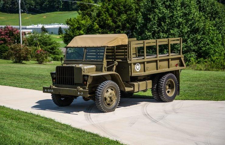 Ford Burma Jeep