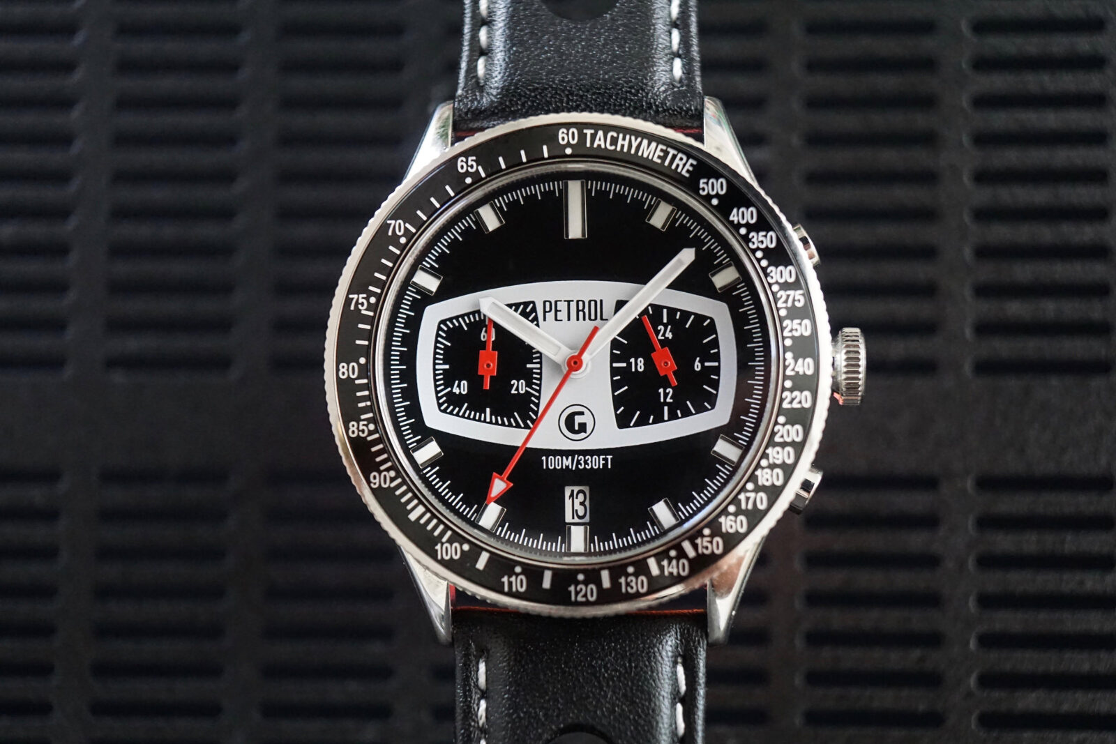 Goodspeed Petrol Racing Watch
