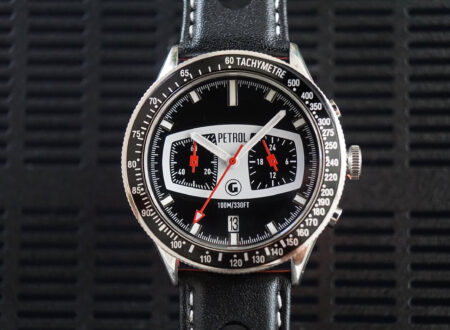 Goodspeed Petrol Racing Watch