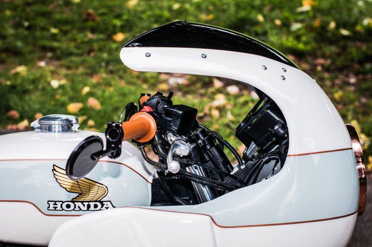 Honda Hornet CB600F Custom Fairing