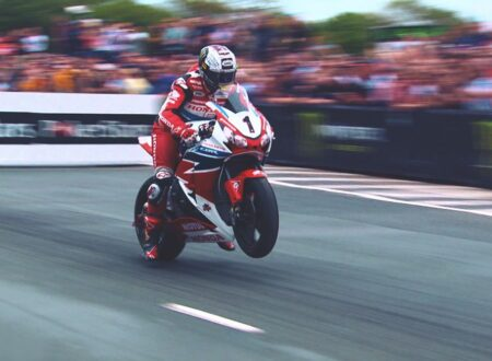Isle of Man TT by Studio Kippenberger