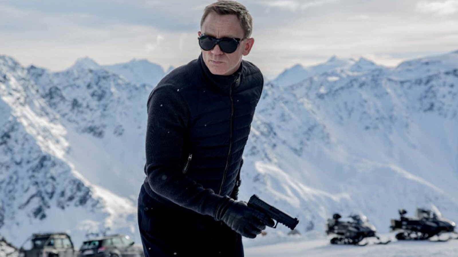 James Bond Spectre Daniel Craig Sunglasses