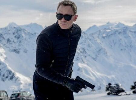 James Bond Spectre Daniel Craig Sunglasses
