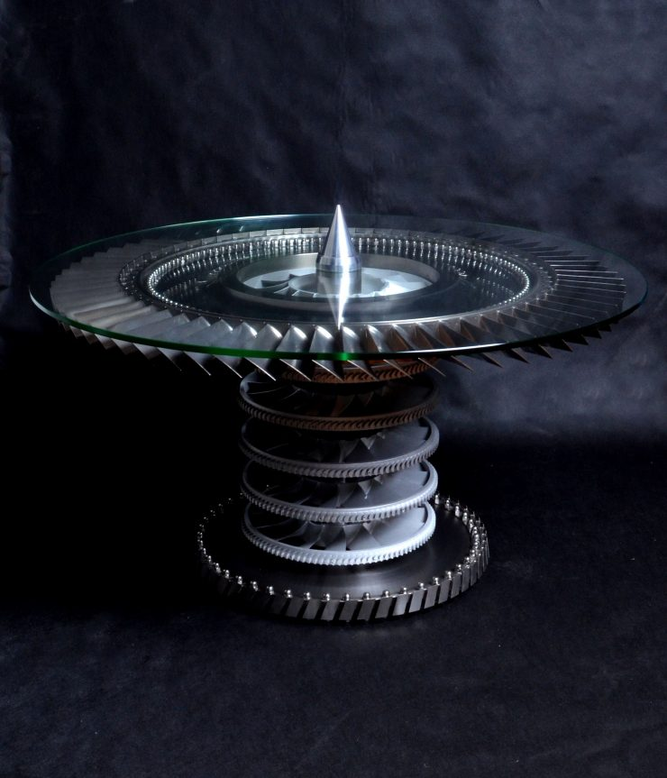 Jet Engine Table 1