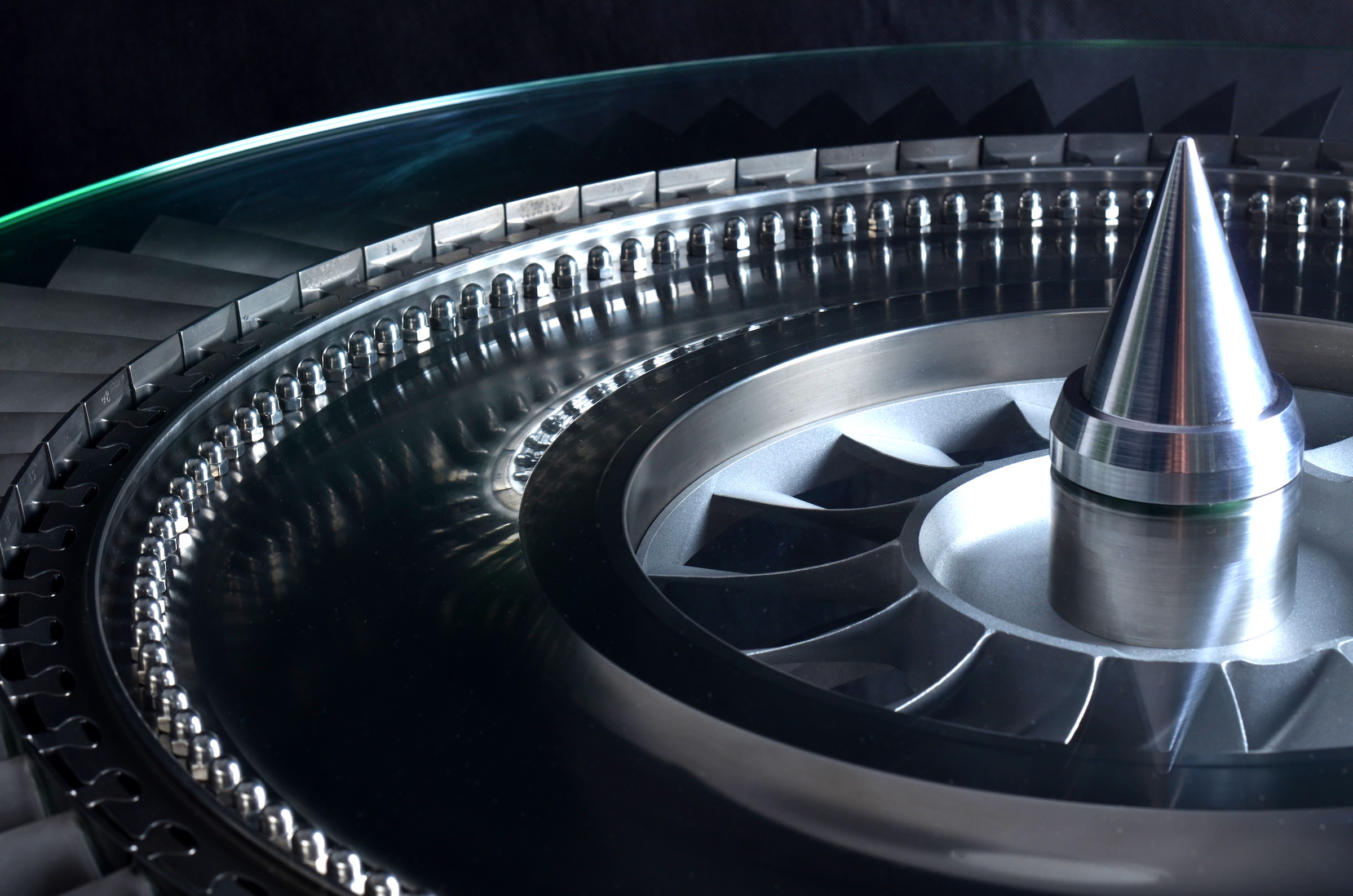 Jet Engine Table