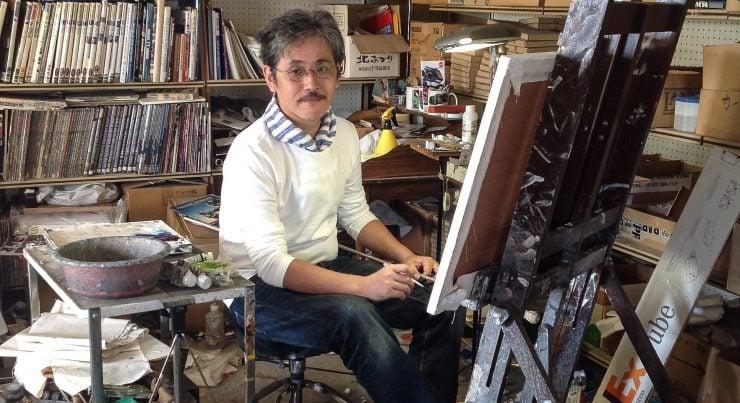 Kenji Shibata aka Seevert Works