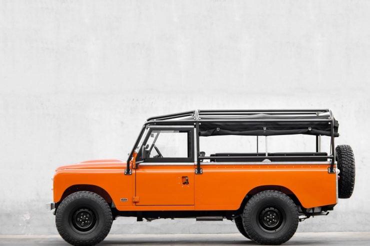Land Rover Stage 1 V8