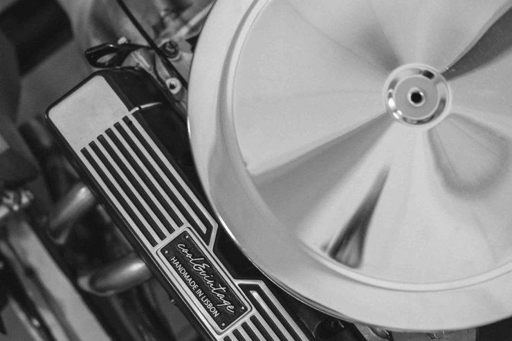 Land Rover Stage 1 V8 Engine