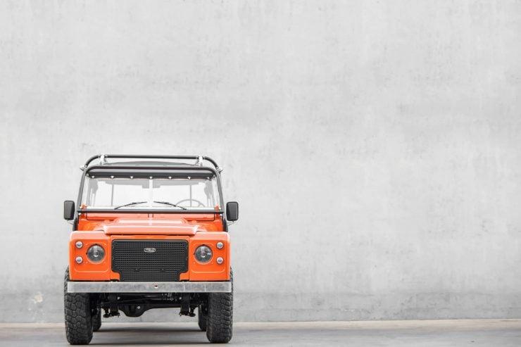Land Rover Stage 1 V8 Grille
