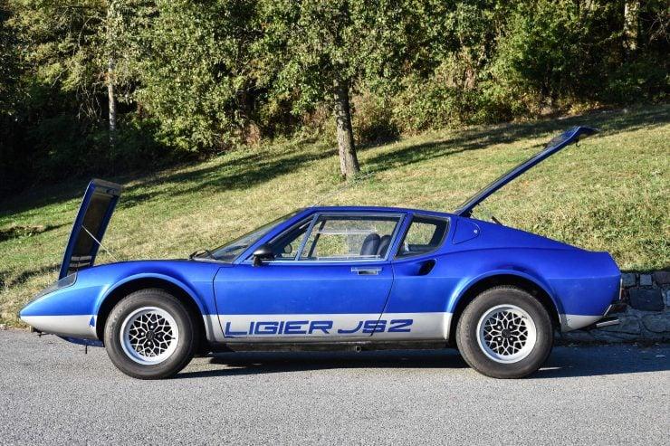Ligier JS2 Car 2