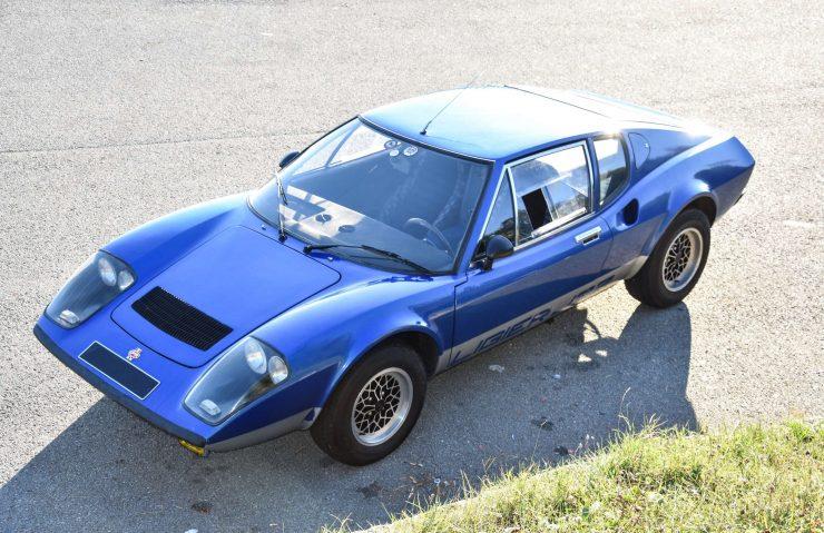Ligier JS2 Car 4