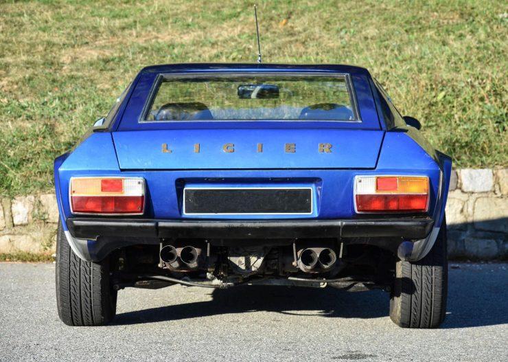 Ligier JS2 Car 6