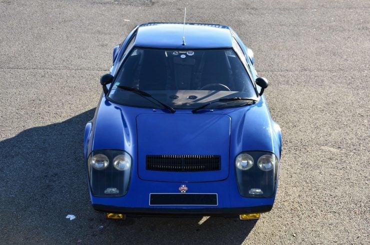 Ligier JS2 Car 7