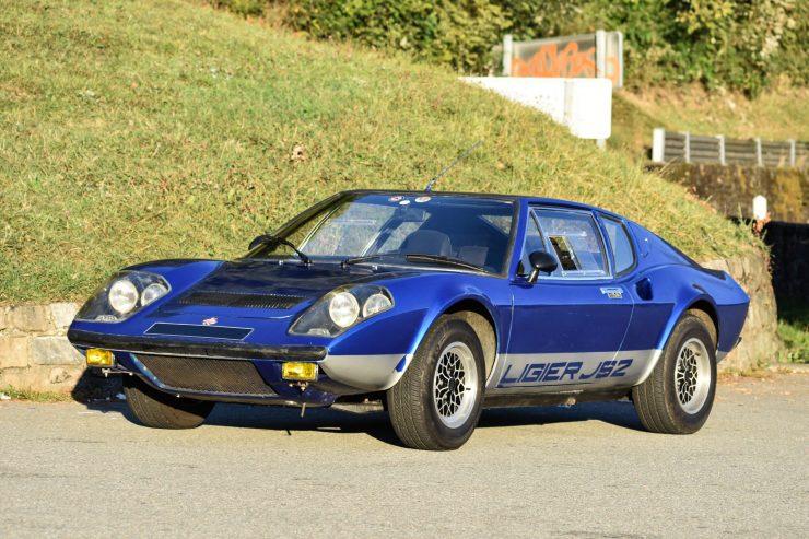 Ligier JS2 Car 740x493 - The Ligier JS2 - A Rare French/Italian Mid-Engined Sports Car