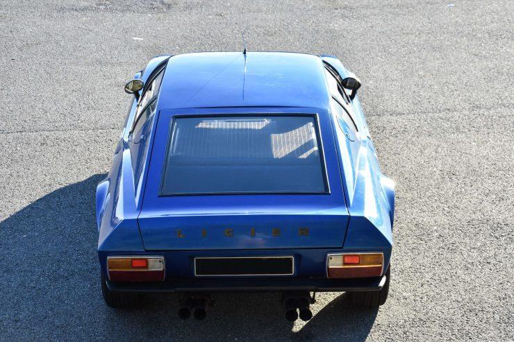 Ligier JS2 Car 8