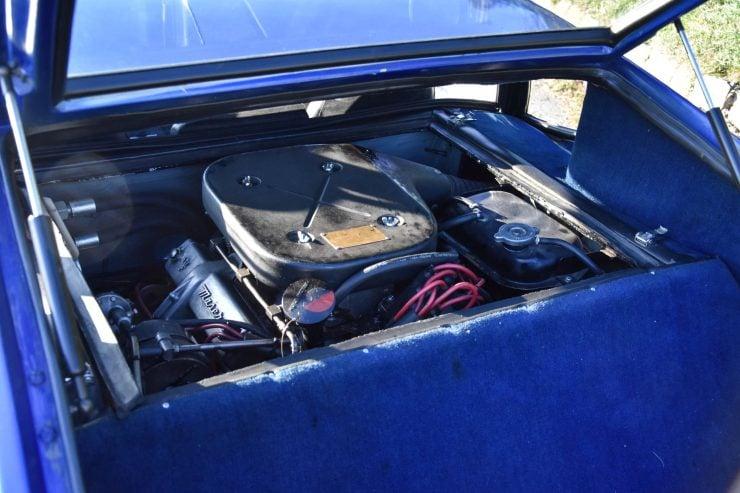 Ligier JS2 Car Engine
