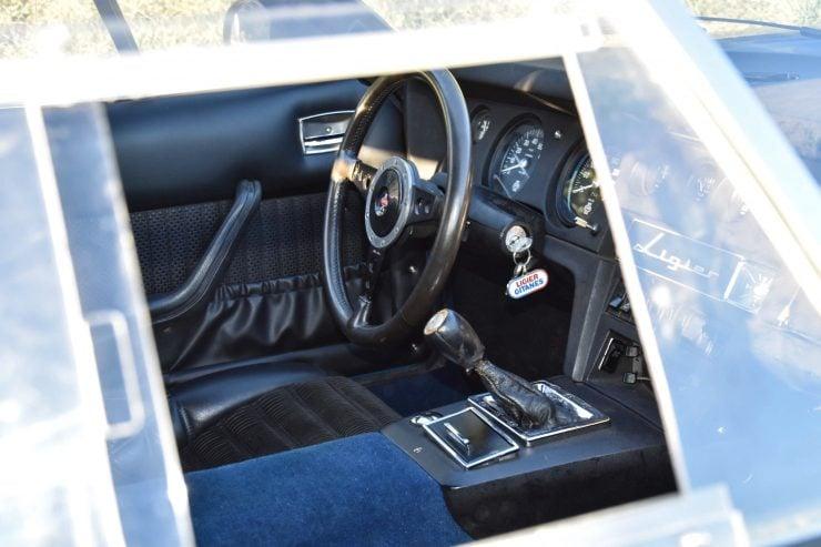 Ligier JS2 Car Interior 3
