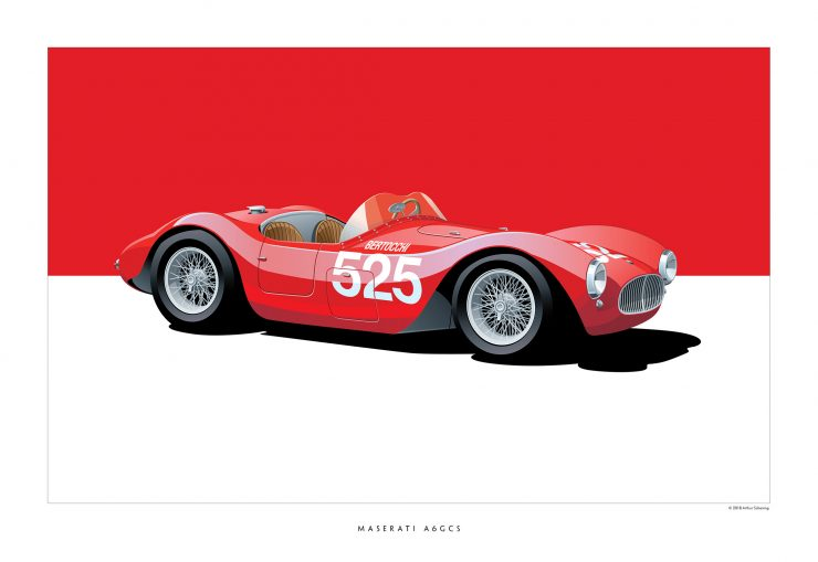Maserati-A6GCS