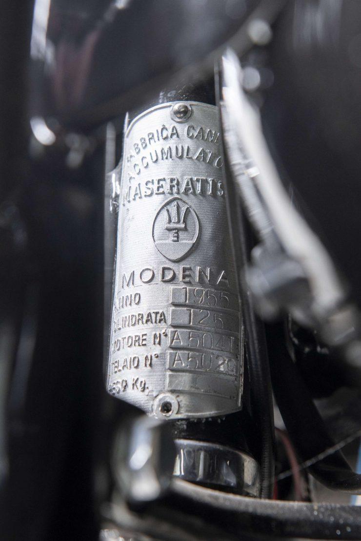 Maserati Motorcycle Company