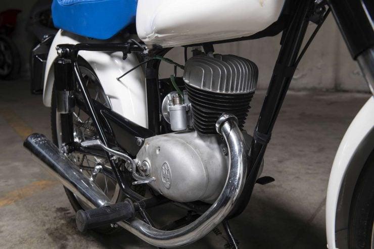 Maserati Motorcycle Engine