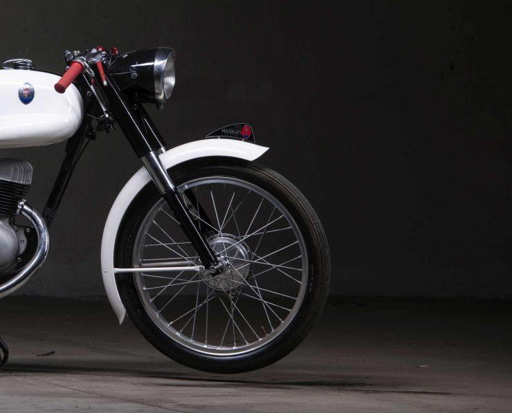 Maserati Motorcycle Front Brake