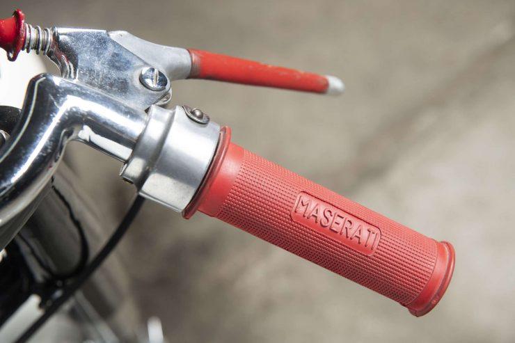 Maserati Motorcycle Throttle
