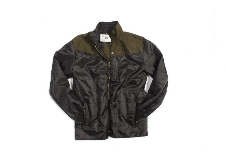 New Fuel Discovery Jacket - Classic Motorcycle Jacket Inner Jacket