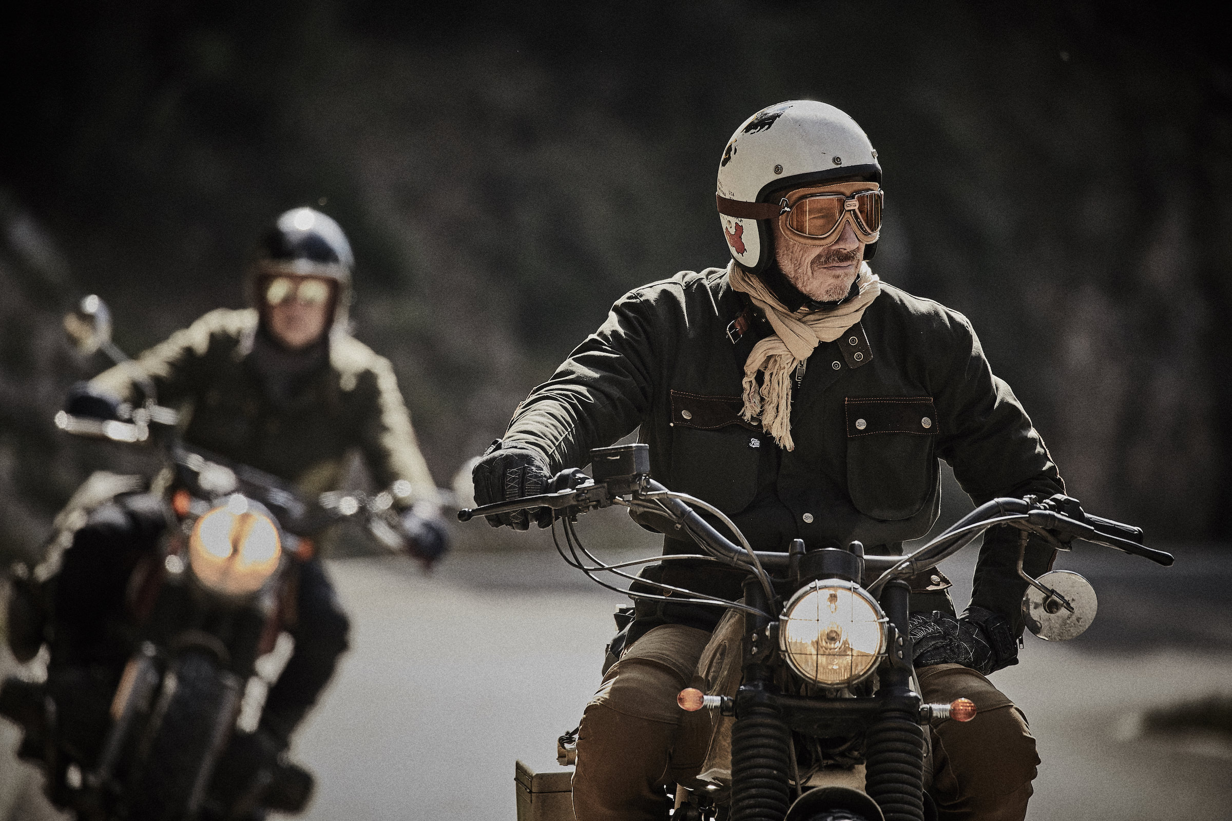 New Fuel Discovery Jacket - Classic Motorcycle Jacket Men On Motorcycles 1