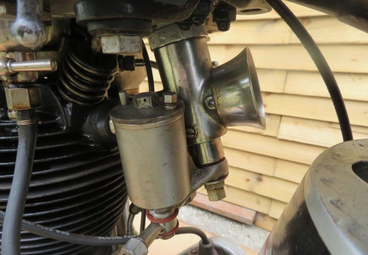 Norton Model 30 International Carburetor