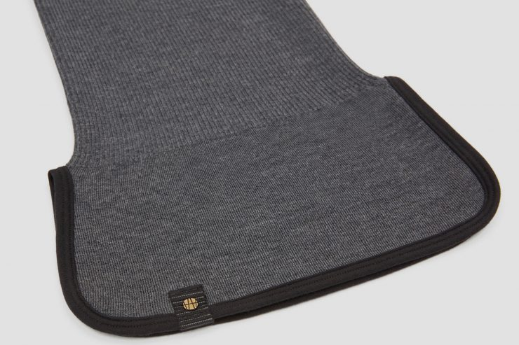 Orkney Baffle by Ashley Watson Front Grey