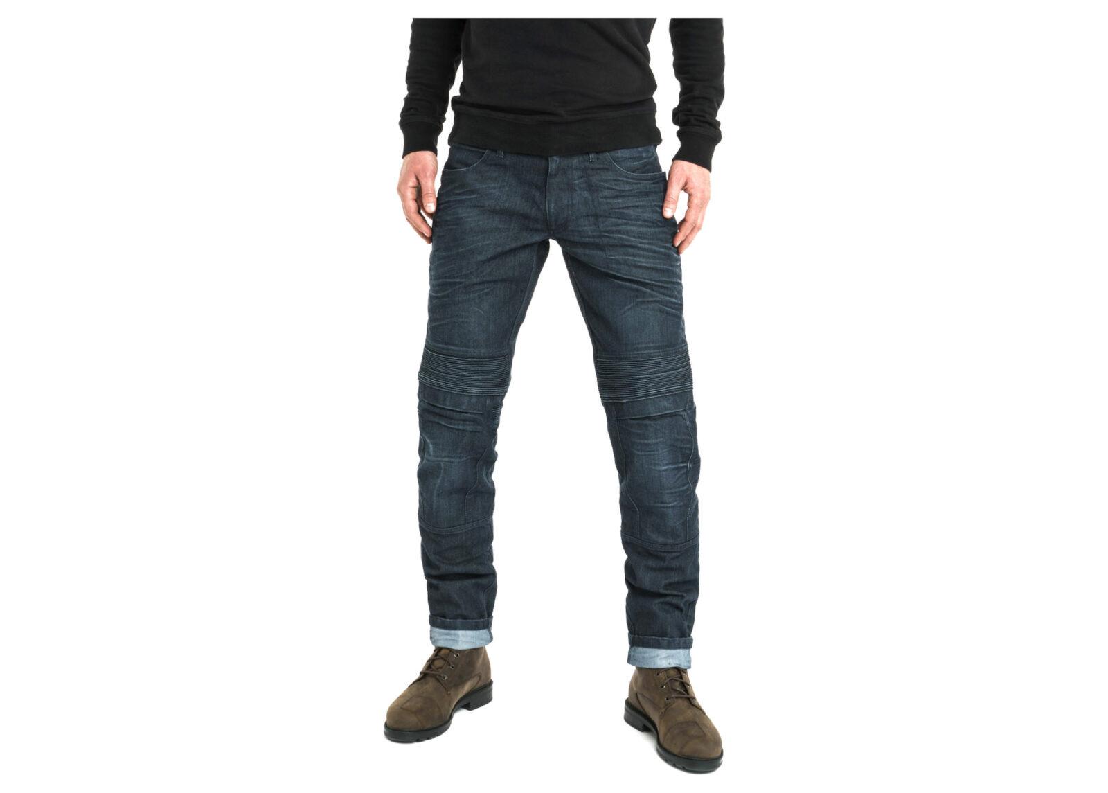 Pando Moto Karl Navy Motorcycle Jeans