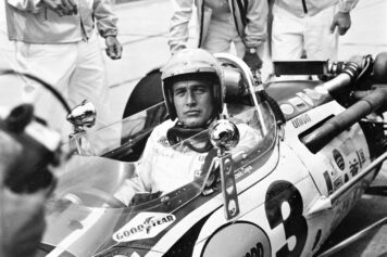 Paul Newman Race Car