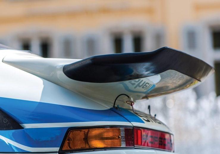 Porsch 911 Tea Tray Spoiler