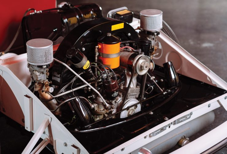 Porsche 356 Chassis Engine
