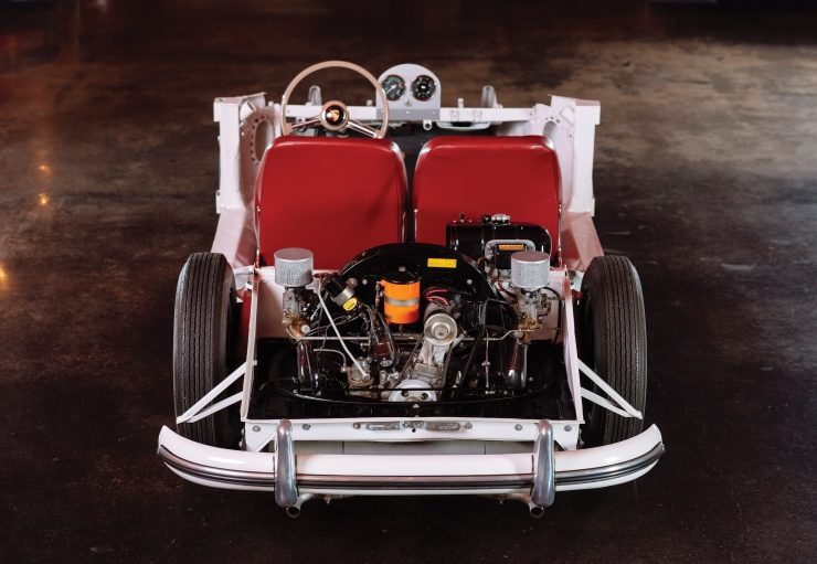 Porsche 356 Chassis Rear