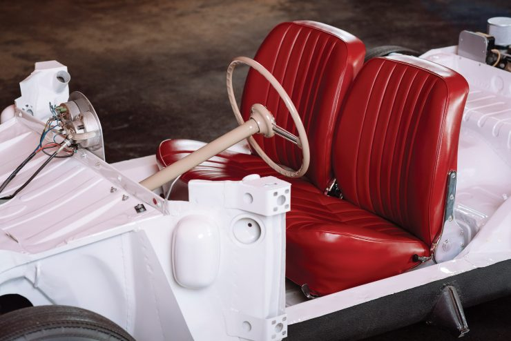 Porsche 356 Chassis Side 1