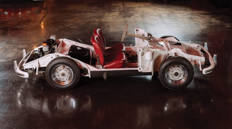 Porsche 356 Chassis Side 2